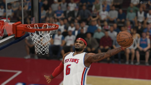 NBA 2K15 Screenshot #96 for PS4