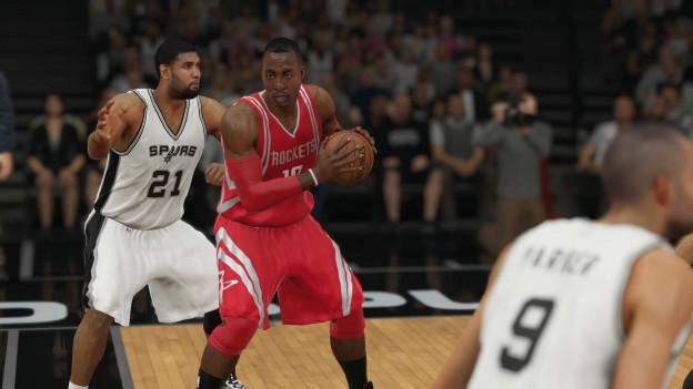 NBA 2K15 Screenshot #101 for PS4