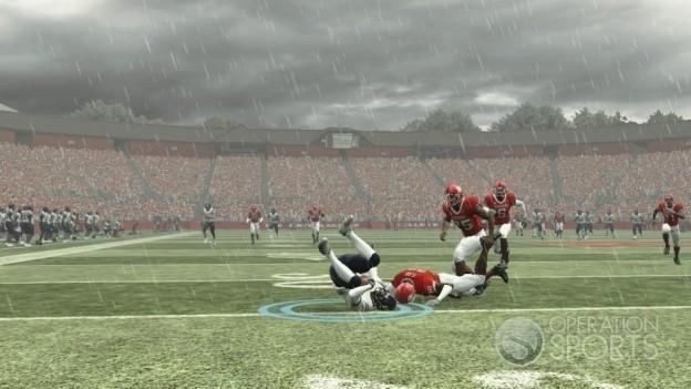 NCAA Football 09 Screenshot #465 for Xbox 360