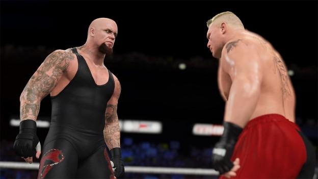 WWE 2K15 Screenshot #26 for Xbox One