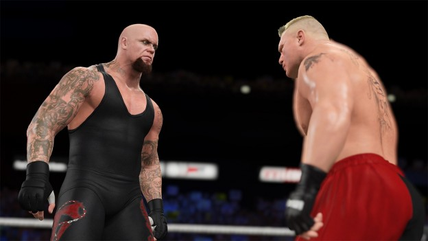 WWE 2K15 Screenshot #25 for PS4