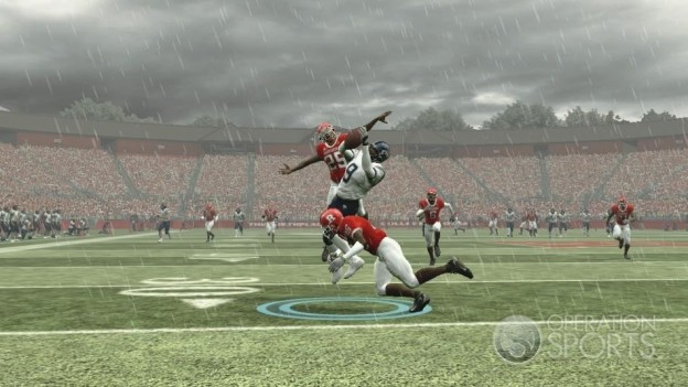 NCAA Football 09 Screenshot #467 for Xbox 360