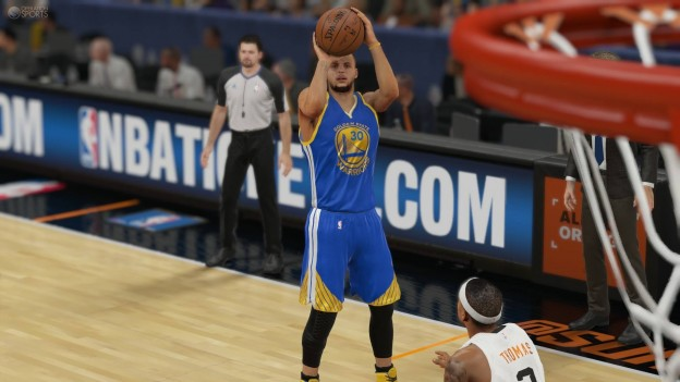 NBA 2K15 Screenshot #111 for PS4