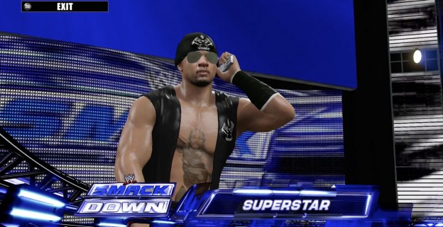 WWE 2K15 Screenshot #26 for PS4