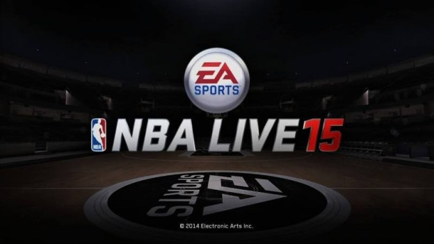 NBA Live 15 Screenshot #261 for PS4