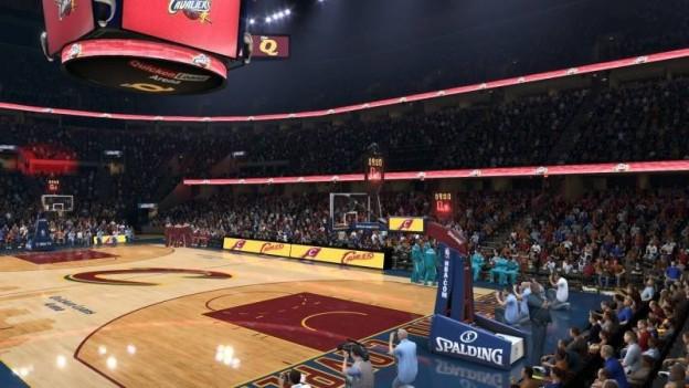NBA Live 15 Screenshot #263 for PS4