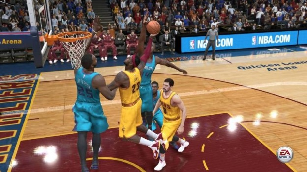 NBA Live 15 Screenshot #264 for PS4
