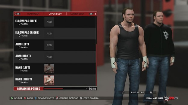 WWE 2K15 Screenshot #27 for PS4