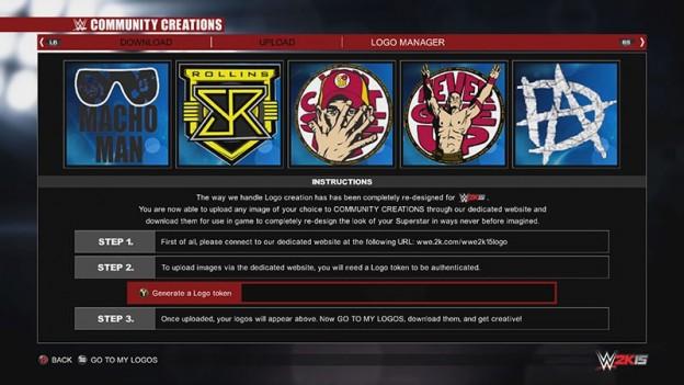 WWE 2K15 Screenshot #30 for PS4