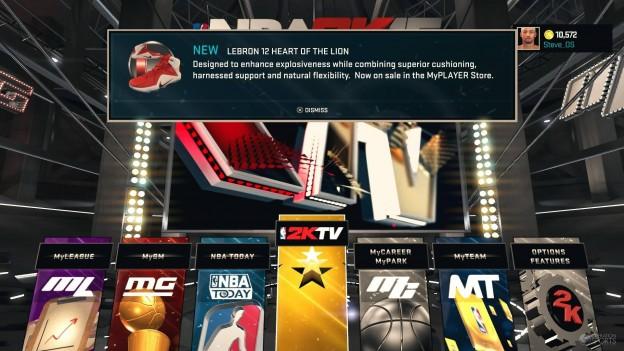 NBA 2K15 Screenshot #117 for PS4