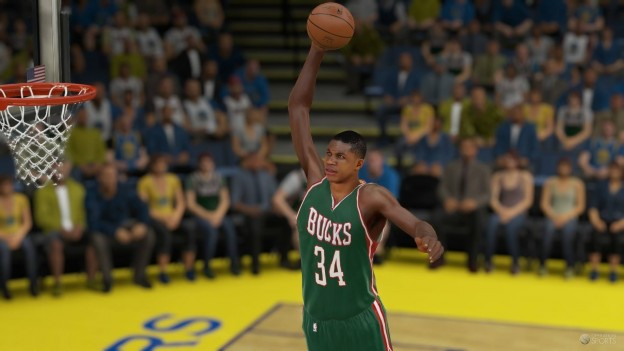 NBA 2K15 Screenshot #122 for PS4