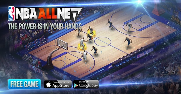 NBA All Net Screenshot #3 for Android, iOS
