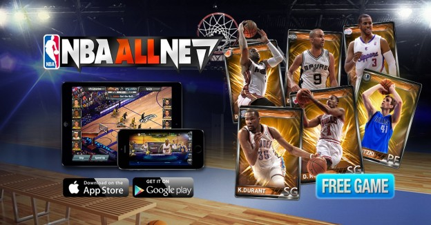 NBA All Net Screenshot #4 for Android, iOS