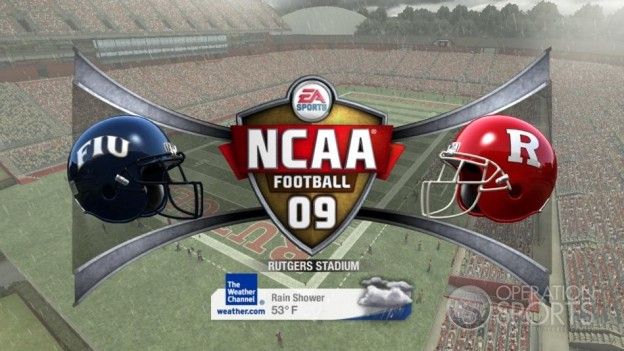 NCAA Football 09 Screenshot #471 for Xbox 360