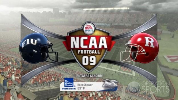 NCAA Football 09 Screenshot #472 for Xbox 360