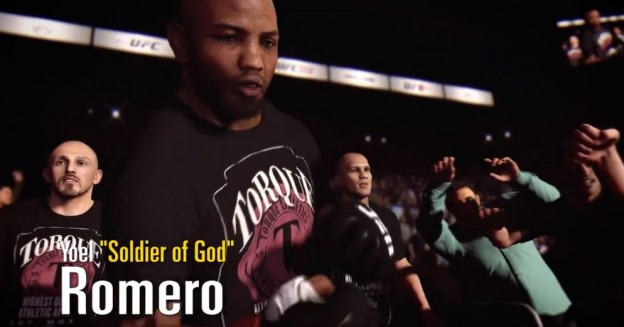 EA Sports UFC Screenshot #130 for PS4