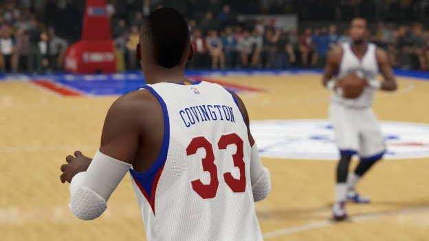 NBA 2K15 Screenshot #125 for PS4