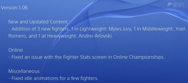 EA Sports UFC Screenshot #133 for PS4