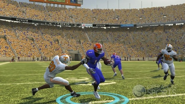 NCAA Football 09 Screenshot #474 for Xbox 360
