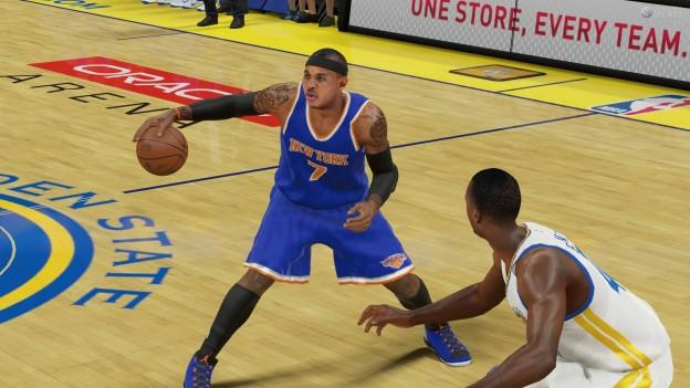 NBA 2K15 Screenshot #129 for PS4