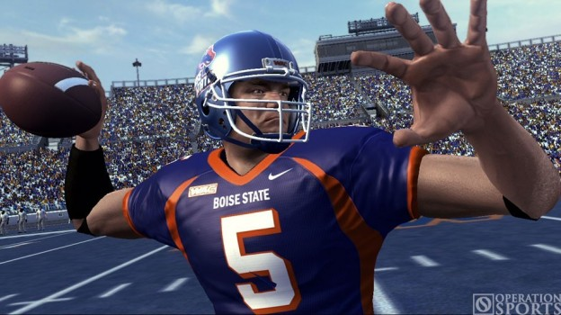 NCAA Football 08 Screenshot #1 for Xbox 360