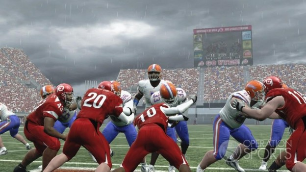 NCAA Football 09 Screenshot #476 for Xbox 360