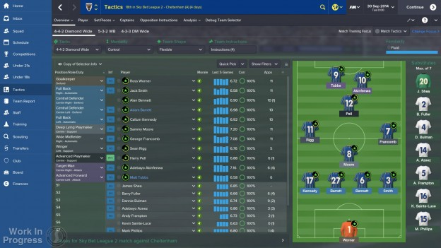 Football Manager 2015 Screenshot #3 for PC