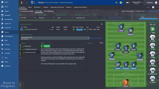 Football Manager 2015 Screenshot #5 for PC