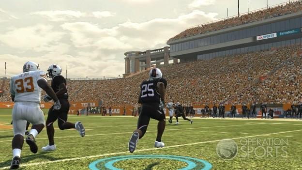 NCAA Football 09 Screenshot #478 for Xbox 360