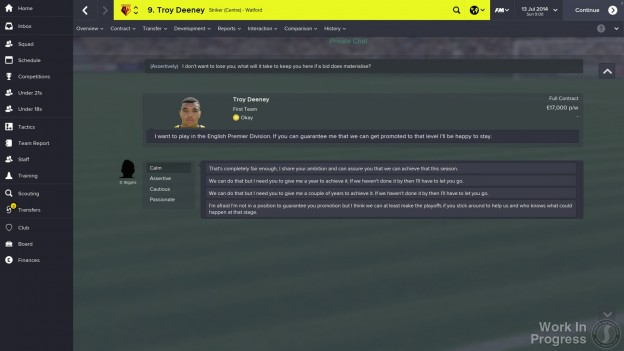 Football Manager 2015 Screenshot #9 for PC