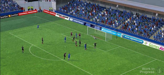 Football Manager 2015 Screenshot #10 for PC