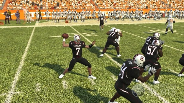 NCAA Football 09 Screenshot #479 for Xbox 360