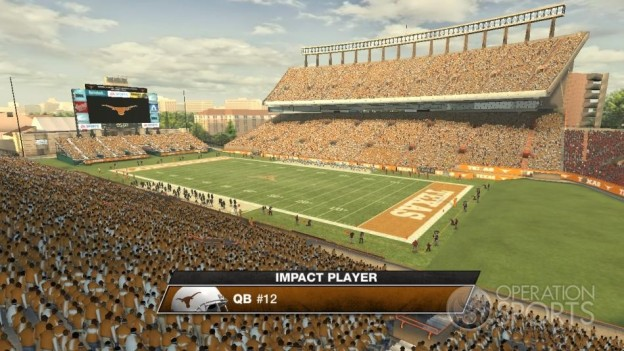 NCAA Football 09 Screenshot #481 for Xbox 360