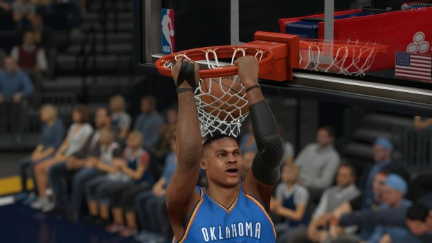 NBA 2K15 Screenshot #136 for PS4