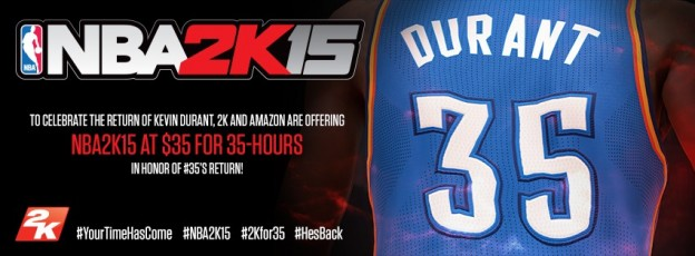 NBA 2K15 Screenshot #137 for PS4