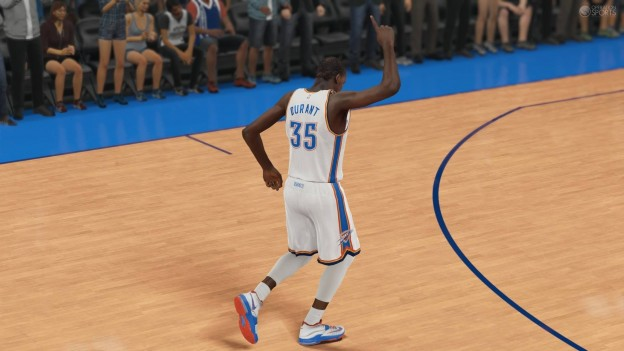 NBA 2K15 Screenshot #138 for PS4