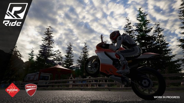 RIDE Screenshot #2 for Xbox One