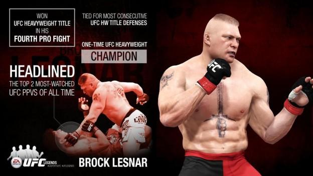 EA Sports UFC Screenshot #138 for PS4
