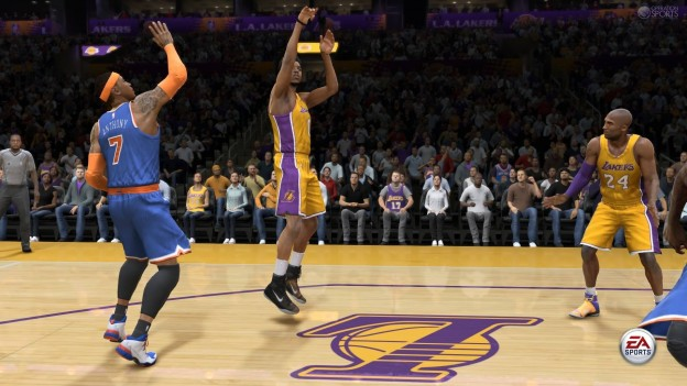 NBA Live 15 Screenshot #270 for PS4