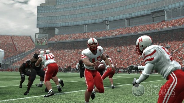NCAA Football 09 Screenshot #488 for Xbox 360