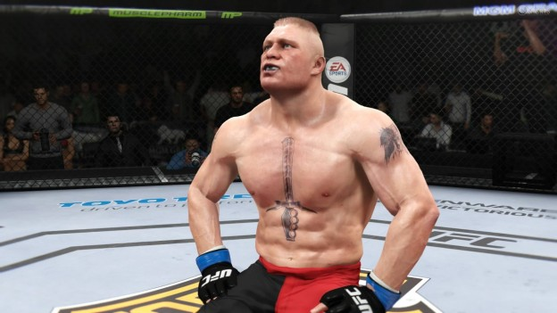 EA Sports UFC Screenshot #142 for PS4