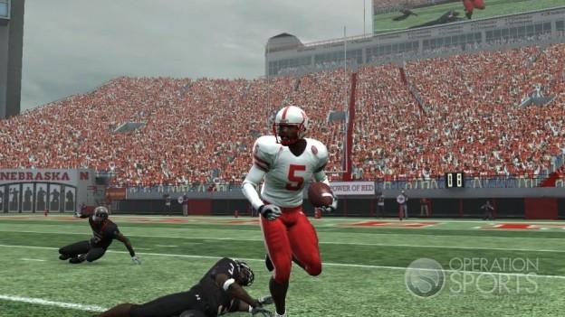 NCAA Football 09 Screenshot #489 for Xbox 360