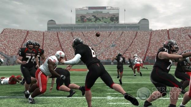 NCAA Football 09 Screenshot #490 for Xbox 360