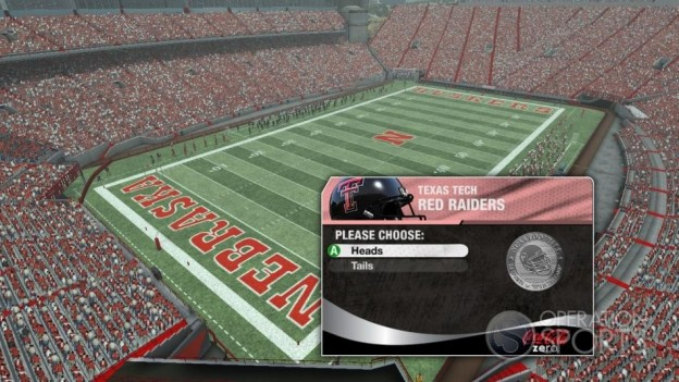 NCAA Football 09 Screenshot #492 for Xbox 360