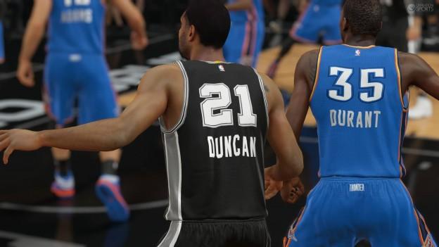 NBA 2K15 Screenshot #160 for PS4