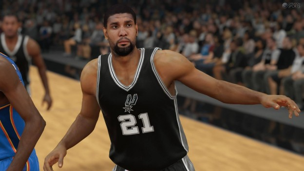 NBA 2K15 Screenshot #161 for PS4