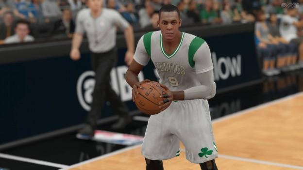 NBA 2K15 Screenshot #164 for PS4