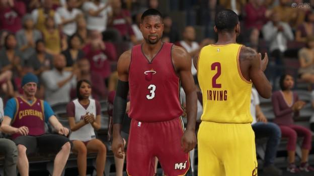NBA 2K15 Screenshot #166 for PS4