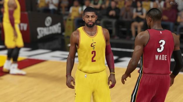 NBA 2K15 Screenshot #167 for PS4