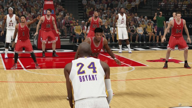 NBA 2K15 Screenshot #170 for PS4